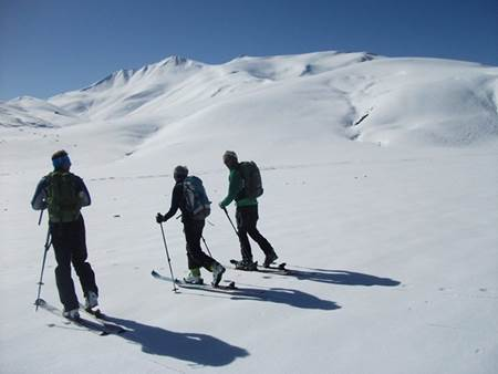 ski-van