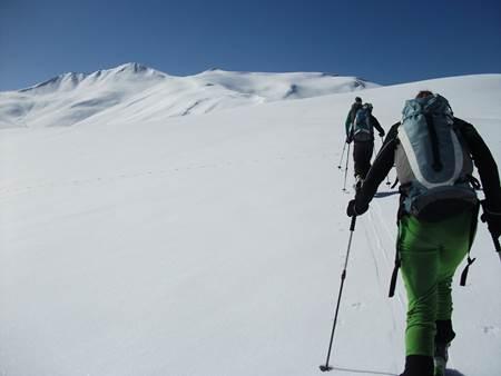 Climbing Ararat Turkey